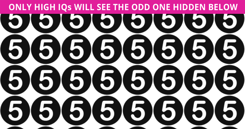 Only 1 In 30 Sharp-Eyed People Can Ace This Tough Puzzle. How About You?