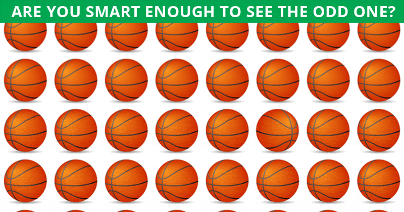 Only 1 In 30 Sharp-Eyed People Can Ace This Odd One Out Visual Challenge. How About You?