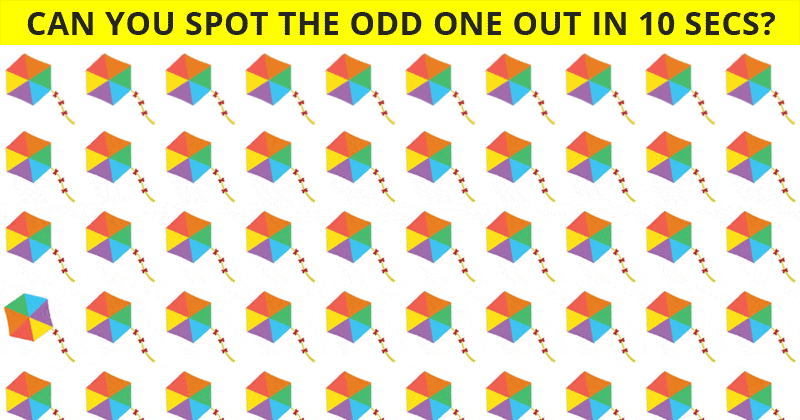 Only 9% Of People Can Ace This Difficult Odd One Out Quiz. How About You?