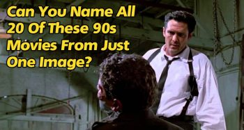 Can You Name All 20 Of These 90s Movies From Just One Image?