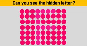 Is Your Vision Good Enough To Pass The Dot Test?
