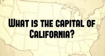 Only 7% Of Americans Know The Capitals Of These 24 US States