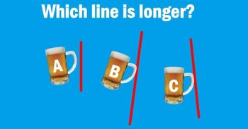 Only 1 In 20 People Can Pass This Drunk Test While Sober. Can You?