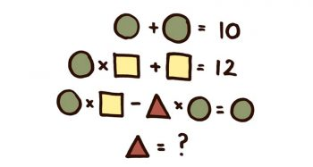 Only 15% Of Adults Can Solve This Algebraic Equation