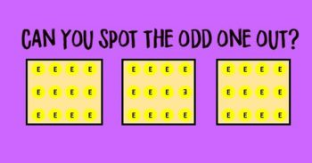 Only People With Almost Perfect Color Vision Can Spot The Odd One Out