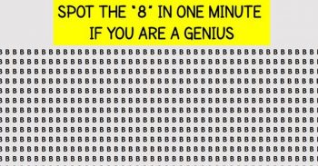 Solve This In One Minute And You Are Officially A Genius