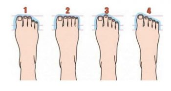 What Does The Shape Of Your Foot Reveal About Your Personality?