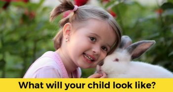 Can We Guess What Your Child Is Going To Look Like?