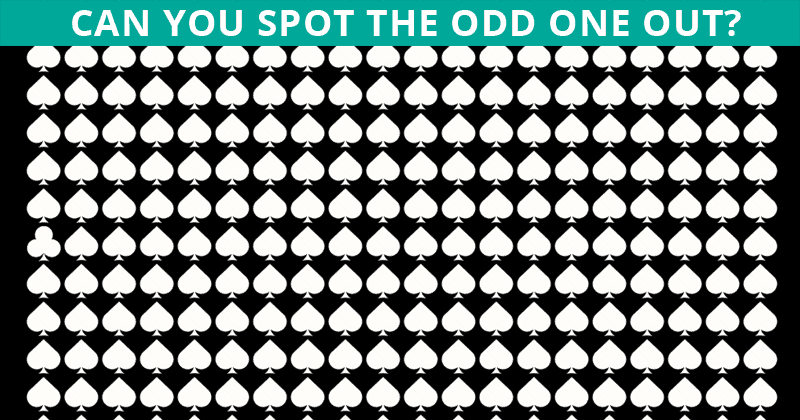 Only 1 In 30 Sharp-Eyed People Can Achieve 100% In This Odd One Out Game. How About You?
