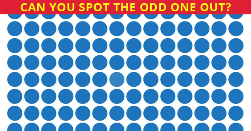 You Will Never Score More Than 5/7 In This Visual Color Test