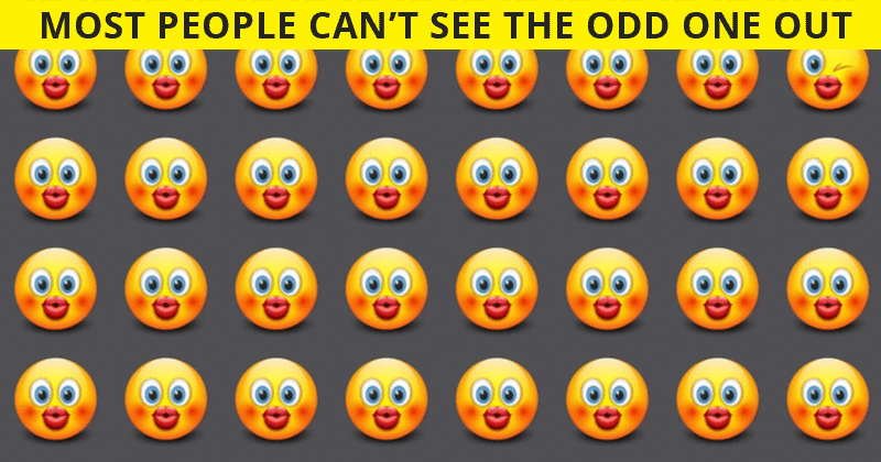 This Odd One Out Quiz Will Determine Your Visual Perception!