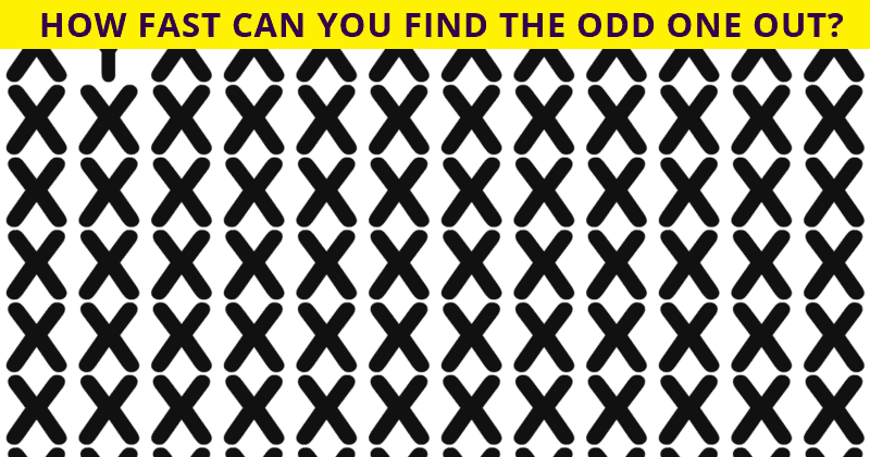 Only About 4% Can Ace This Test! Find Out If Your IQ Is High Enough To Pass This Challenge