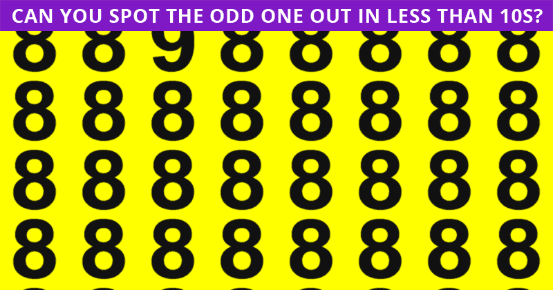 This Game Will Determine Your Visual Perception Talents In Less Than One Minute