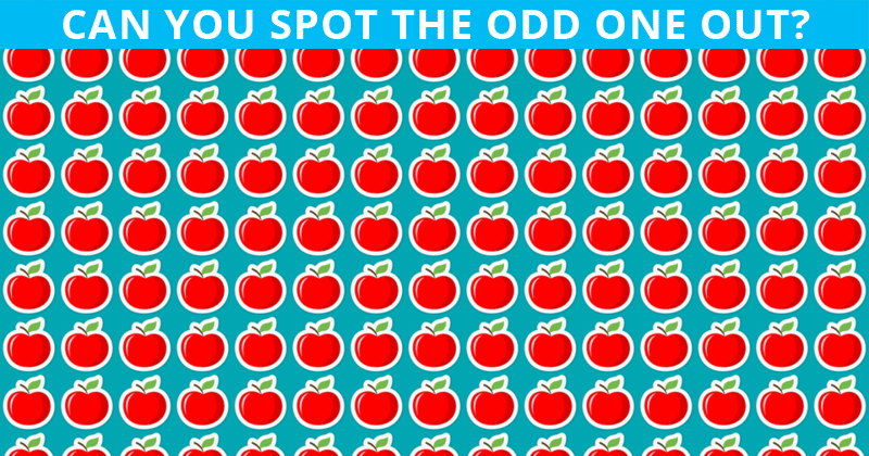 Only People With A Seriously High IQ Will Be Able To Ace This Visual Test! How About You?