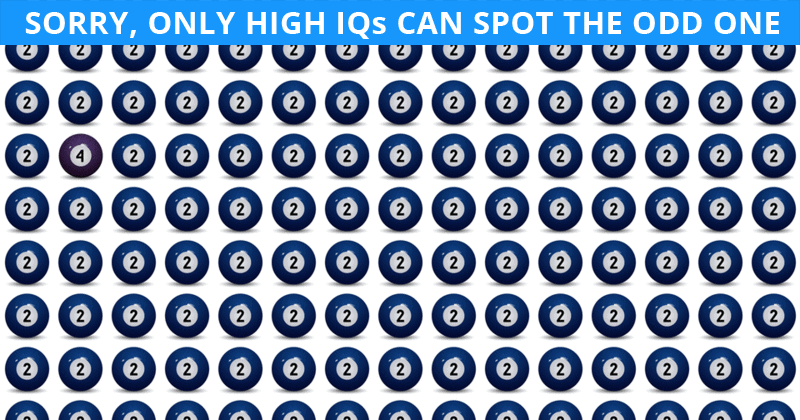 No One Can Score A Perfect 10 On This Odd One Out Game Without Cheating