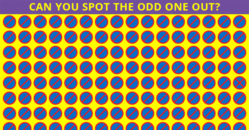 If You Can Pass This Visual Test in 30 Seconds, You Have Amazing Eyesight