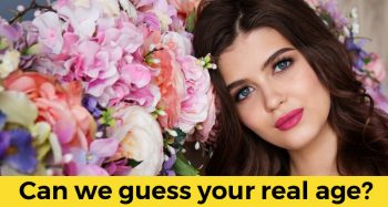 We Will Guess Your Real Age With Just This Simple Test…