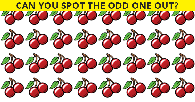 Almost No One Can Ace This Tough Visual Test. How About You?