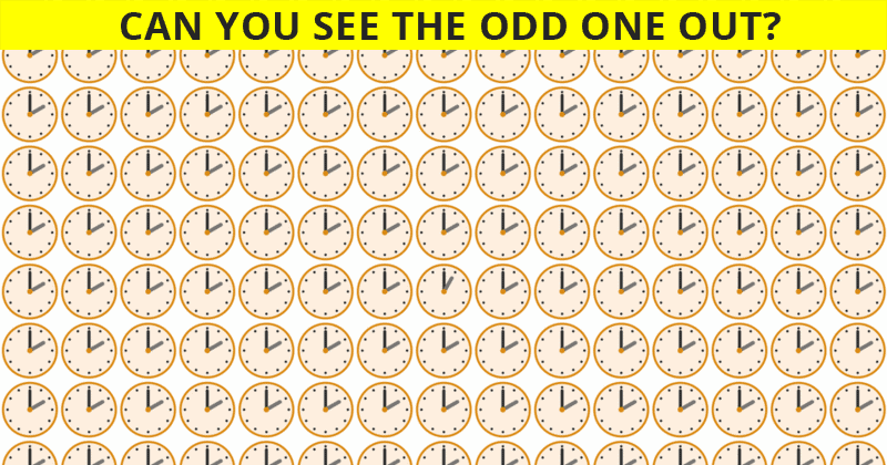Only People With A Seriously High IQ Will Be Able To Ace This Test! How About You?