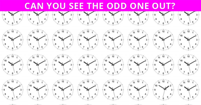 Only People With A Seriously High IQ Will Be Able To Ace This Visual Challenge! Can You?