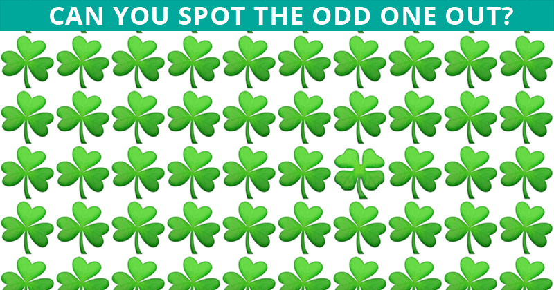 Challenge Time: Nobody Can Solve This. Can You Spot The On All Levels In Less Than 10 Seconds?