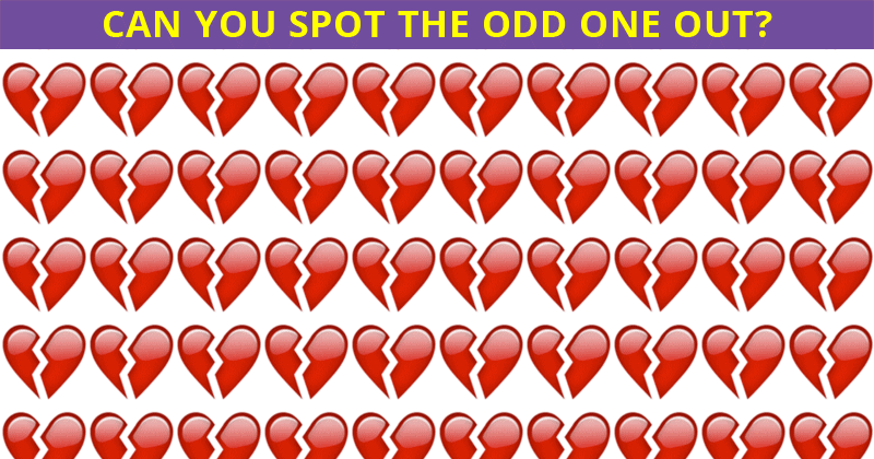 Almost No One Can Achieve 100% In This Visual Puzzle. How About You?