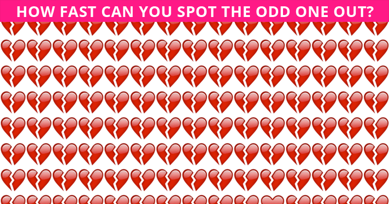 We Gave This Visual Challenge To 100 High School Students And No One Got All Correct. Can You Beat Them?