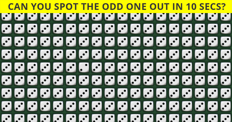Only 1 In 30 Sharp-Eyed People Can Ace This Test. How About You?