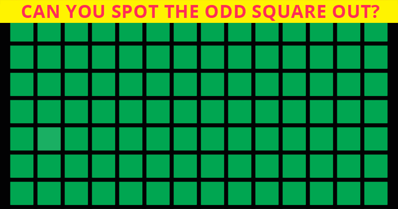 Only 5 Out Of 100 People Will Graduate From This Test!