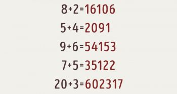 If You Can Solve This Math Equation, Then You Really Are A Genius