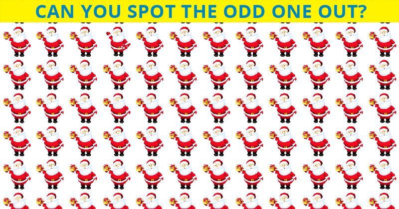People Are Saying This Popular Odd One Out Test Is Impossible. Prove Us Wrong!
