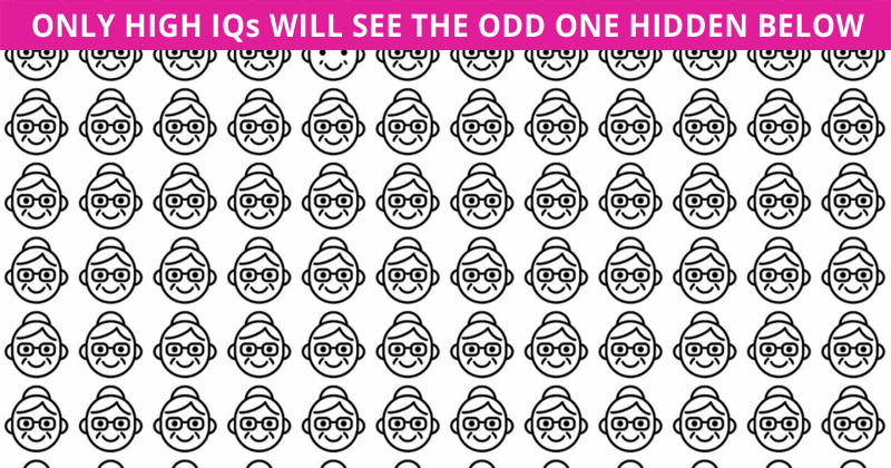 Only About 10% Can Beat This Test! Find Out If Your IQ Is High Enough To Pass This Challenge