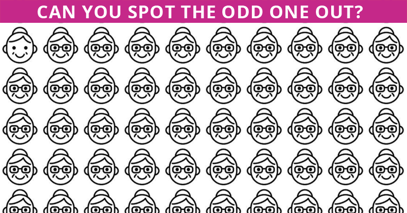 Amazing Test To Check Your Focusing Abilities Only 1 Person Out Of 50 Can Do It. How About You?
