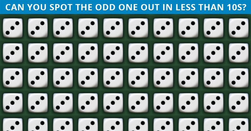 Only People With An Unusually High IQ Will Be Able To Ace This Test! Can You?