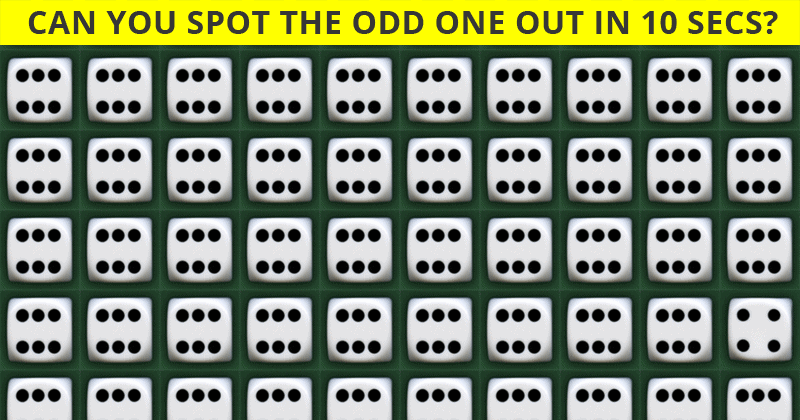 Only People With An Unusually High IQ Will Be Able To Ace This Visual Test! Can You?