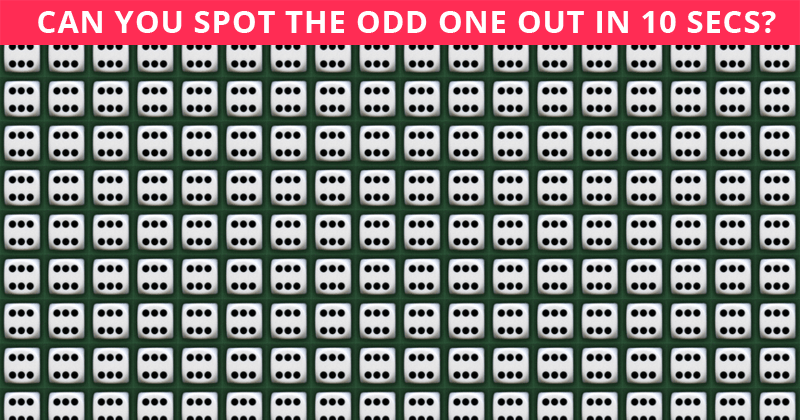 If You Can Pass This Difficult Visual Puzzle In 60 Seconds You're Seriously Amazing Vision!
