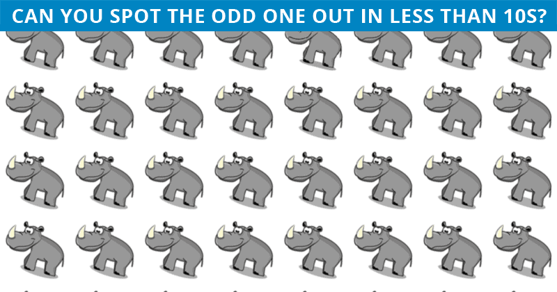 Only 5% Can Nail This Test! Find Out If Your IQ Is High Enough To Pass This Challenge