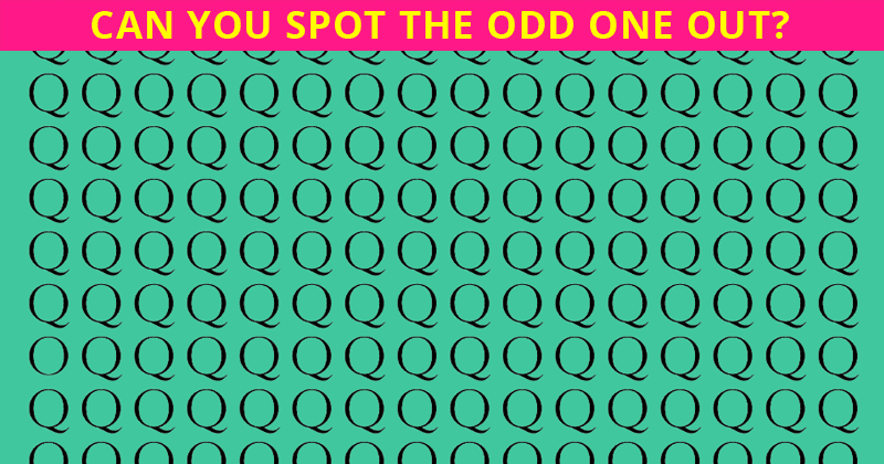 This Test Will Determine The Sharpness of Your Eyesight In Less Than 30 Seconds