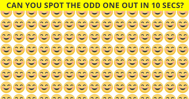 This Quiz Will Determine The Sharpness Of Your Eyesight!