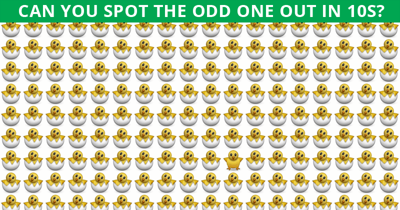 Only About 10% Can Ace This Test! Find Out If Your IQ Is High Enough To Pass This Challenge