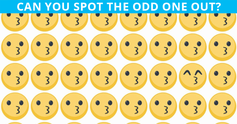Only 1 In 30 Sharp-Eyed People Can Beat This Visual Game. Are You Up To The Challenge?