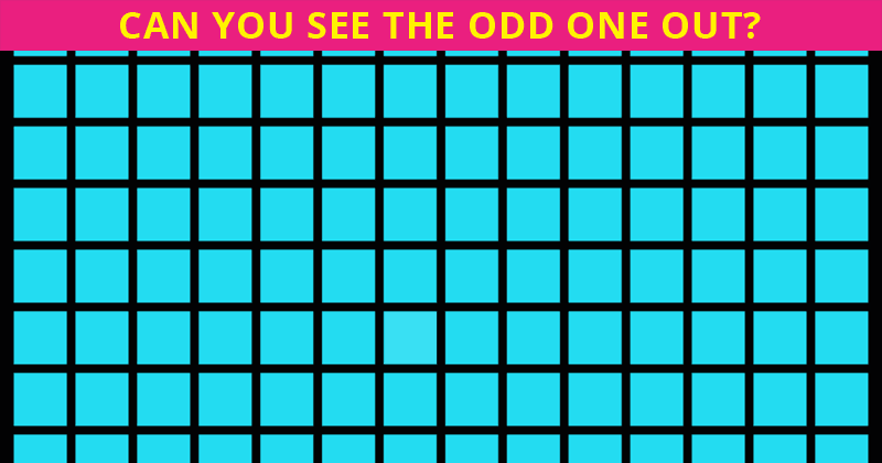 This 7-Level Visual Test Is Driving The Internet Crazy