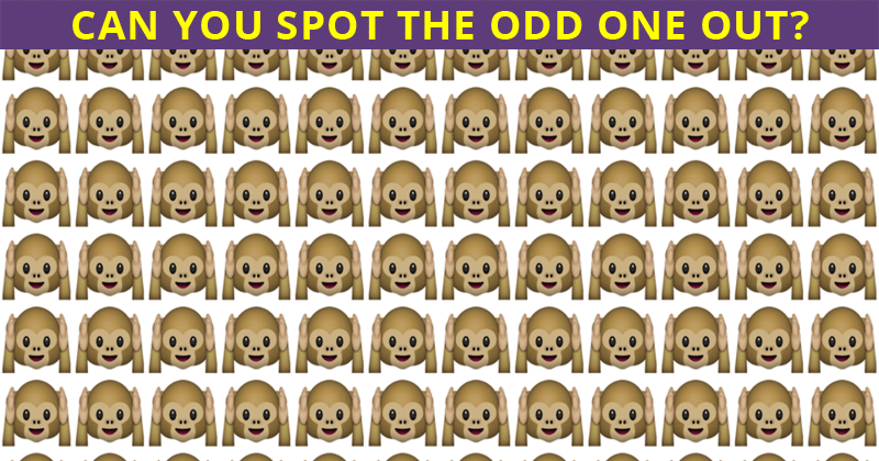 How Fast Can You Find The In This Tough Visual Challenge?
