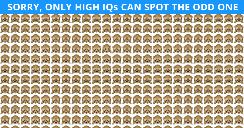 How Quickly Can You Find The In This Visual Test?