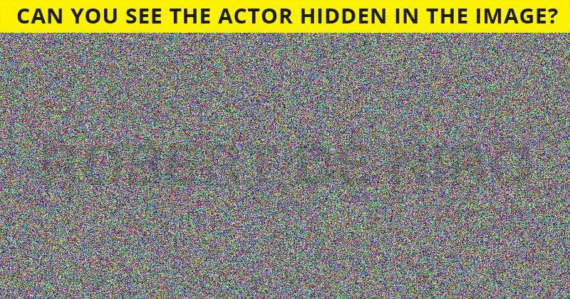 Almost No One Can Achieve 100% In This Difficult Hidden Actor Puzzle. How About You?