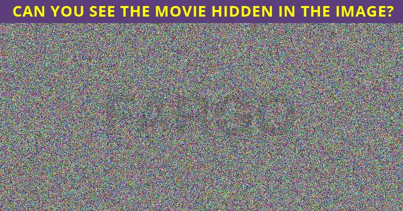Only 4% Of People Can Ace This Hidden Movie Test. Are You Up To The Task?