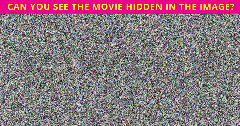 Only 4% Of People Can Achieve 100% In This Hidden Movie Visual Puzzle. Are You Up To The Task?
