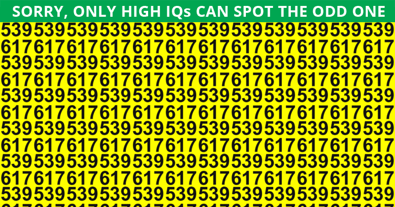 This Visual Test Will Determine Your Visual Perception Abilities In Less Than 60 Seconds