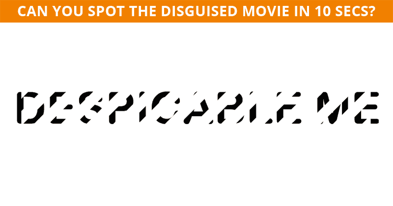 Literally Zero People Can Get 100% On This Hidden Movie Test. Prove Us Wrong!