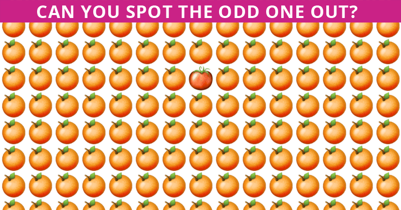 Very Few People Can Complete This Visual Challenge. Can You?